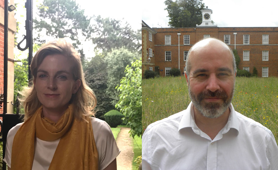 Alex Elliot and Tom Ziessen
