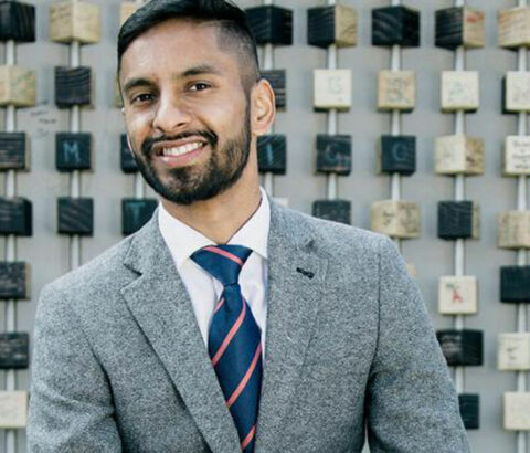 Bobby Seagull Photo Credit The Times