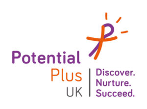 Potential Plus UK Logo