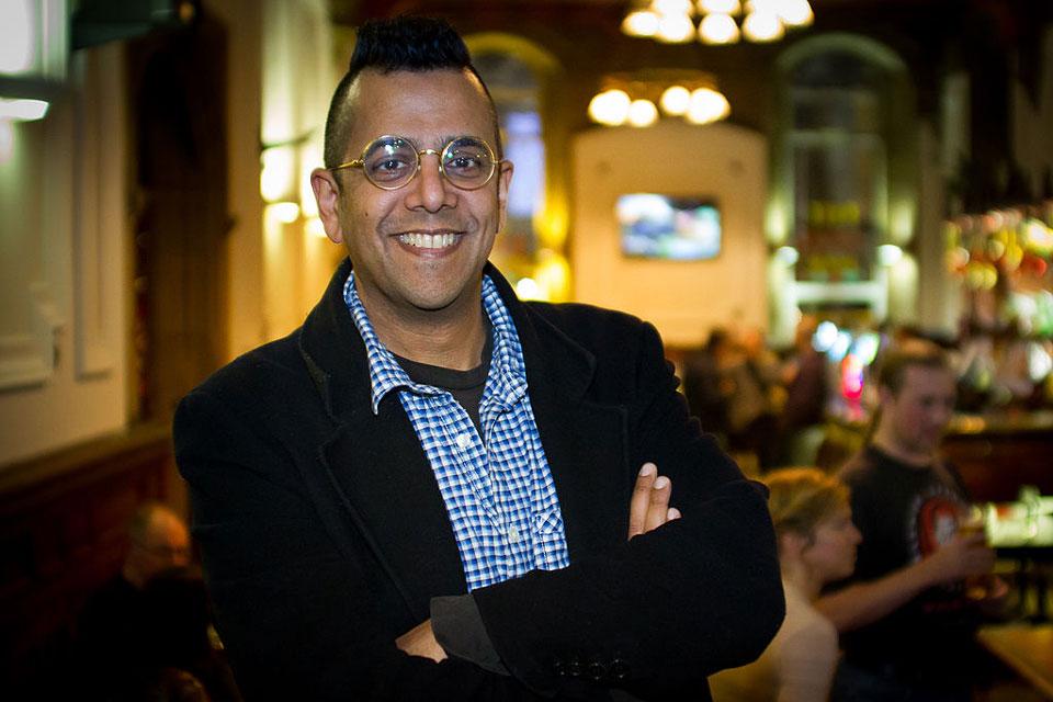 Simon Singh at the Merseyside Skeptics Society CCb3.0