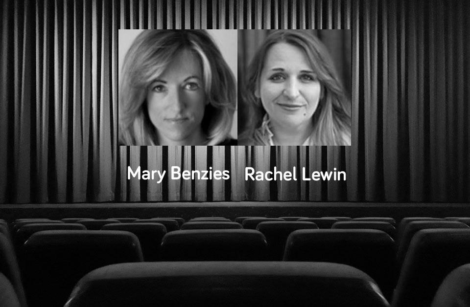 Mary Benzies and Rachel Lewin