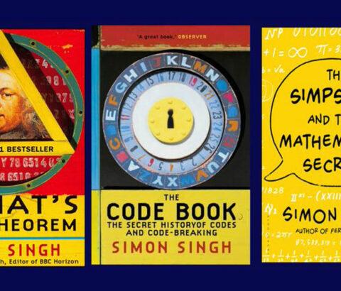 Three books from Simon Singh